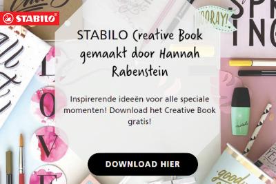 STABILO Creatief boek